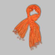 Women's Featherweight Fringed Scarf - Solid at Sears.com