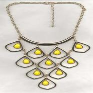 Studio S Women's Teardrop Statement Necklace at Sears.com