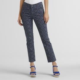 Levi Strauss Women's Skinny Jeans - Floral at Sears.com