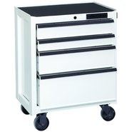 "Craftsman 26.5"" Wide 4-Drawer Bottom Chest - White Dry Erase (Limited Edition) at Craftsman.com"