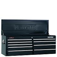 "Craftsman 51-1/4"" Wide 9-Drawer Ball-Bearing GRIPLATCH® Top Chest - Black at Craftsman.com"