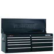 "Craftsman 51-1/4"" Wide 9-Drawer Ball-Bearing GRIPLATCH® Top Chest - Black at Sears.com"