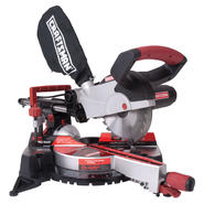 Craftsman 7-1/4-Inch Sliding Compound Miter Saw at Craftsman.com