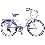 Schwinn 24in Riverside Girl's Cruiser Bike at Kmart.com