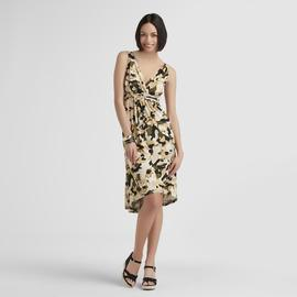 Metaphor Women's High-Low Maxi Dress - Floral Camo at Sears.com