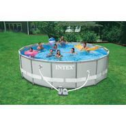 Intex 16 ft x 48 in Ultra Frame Swimming Pool at Kmart.com