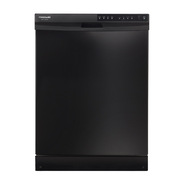 "Frigidaire Gallery 24"" Built-In Dishwasher w/ Nylon Racks - Black at Sears.com"