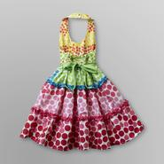 Blueberi Boulevard Infant & Toddler Girl's Halter Dress - Polka Dots at Sears.com