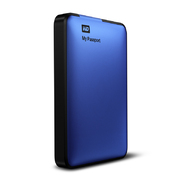 Western Digital My Passport 500GB External Hard Drive - Blue at Sears.com