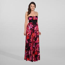 Speechless Junior's Strapless Evening Gown at Sears.com
