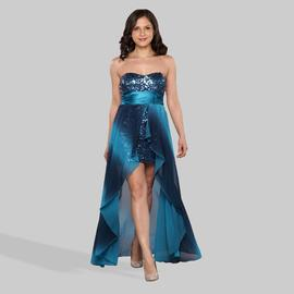 Speechless Junior's Sequin Gown - High Low at Sears.com