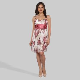 Speechless Junior's Chiffon Dress - Floral at Sears.com