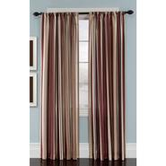 Sandra by Sandra Lee Durham Stripe Panel Curtains at Kmart.com