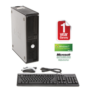 Dell 740 Refurbished desktop PC A64X2 2.6/2048/160/DVD/W7HP at Sears.com