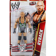 WWE Ryback - WWE Series 27 Toy Wrestling Action Figure at Kmart.com