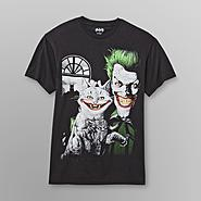 DC Comics Young Men's T-Shirt - The Joker at Sears.com