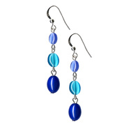 Jaclyn Smith Women's Dangle Earrings - Blue Line at Kmart.com