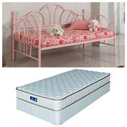 Pink Metal Daybed Bundle                             ...