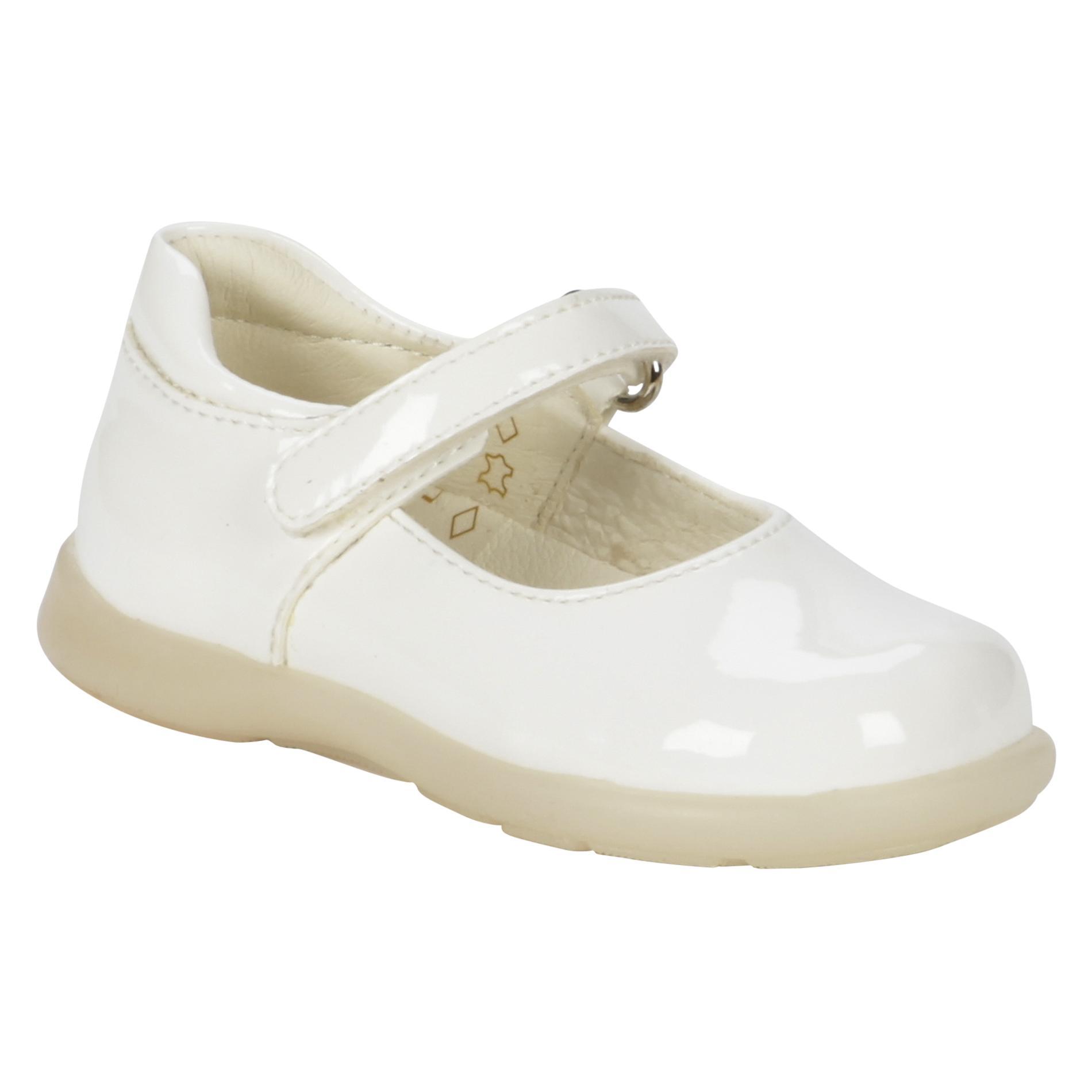 Primigi Toddler Girl's Dress Shoe Andes - White PartNumber: 036VA56286012P MfgPartNumber: 86132177