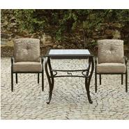 La-Z-Boy Outdoor Halley 3pc Bistro Set with Lighted Table at Sears.com