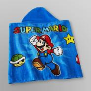 Nintendo Super Mario Hooded Towel Wrap at Sears.com