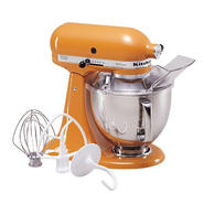 KitchenAid Artisan® Series 5 Quart Tangerine Stand Mixer at Sears.com