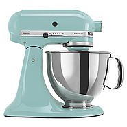 KitchenAid Artisan® Series Aqua Sky 5 Quart Stand Mixer at Sears.com