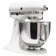 KitchenAid Artisan® Series White 5 Qt. Stand Mixer at Sears.com