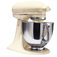 KitchenAid Artisan® Series Almond Cream 5 Qt. Stand Mixer at Sears.com
