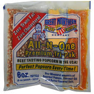 Great Northern Popcorn Case (24) of Six Ounce Popcorn Portion Packs at Sears.com