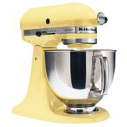 KitchenAid Artisan® Series Majestic Yellow 5 Qt. Stand Mixer at Sears.com