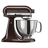 KitchenAid Artisan® Series Espresso 5 Qt. Stand Mixer at Sears.com