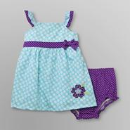 Little Wonders Infant Girl's Sundress Set - Floral Print at Kmart.com