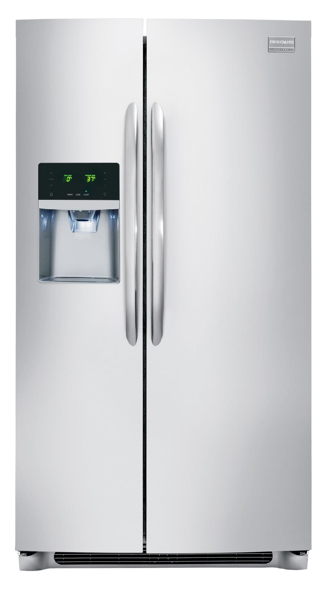 Gallery 26 cu. ft. Side-by-Side Refrigerator