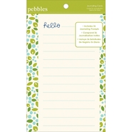 Pebbles Family Ties Cards 36/Pkg Journaling Prompts at Kmart.com