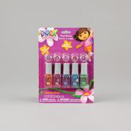 Nickelodeon Dora the Explorer Girl's Nail Polish Set - 5 Pack at Sears.com