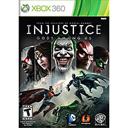 Warner Brothers Injustice:Gods Among Us - Xbox 360 at Kmart.com