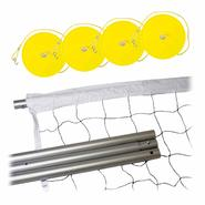 Franklin Sports Steel Volleyball Net and Post Set at Sears.com