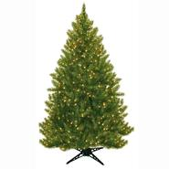 6.5' Portland Fir- 450 Clear Lights at Kmart.com