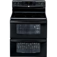 Kenmore 7.0 cu. ft. Double-Oven Electric Range w/ Convection - Black at Sears.com