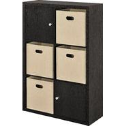 Essential Home Camden 6 Cube Storage Unit at Kmart.com