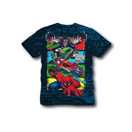 Marvel Spider-Man Boy's Graphic T-Shirt - Monster Jam at Kmart.com