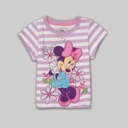 Disney Baby Minnie Mouse Toddler Girl's T-Shirt at Sears.com