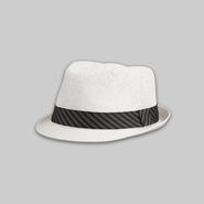 Young Men's Straw Fedora at Sears.com