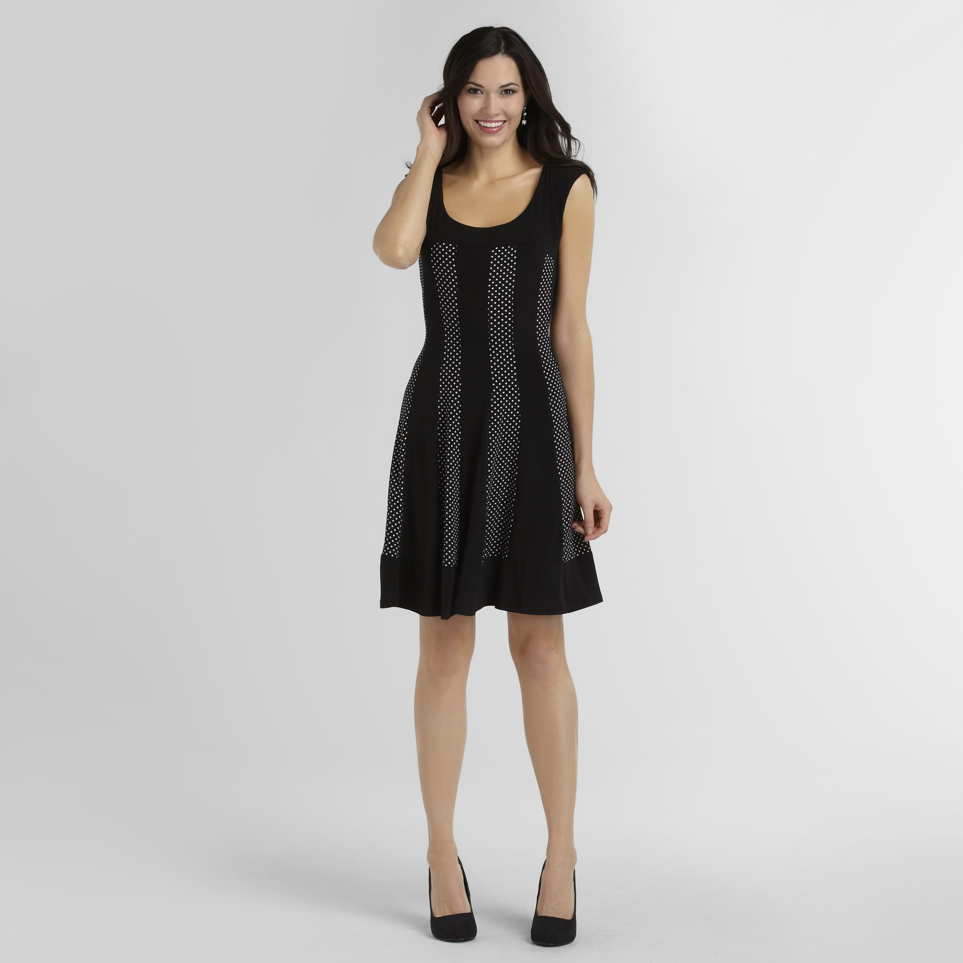 Connected Apparel Women's Sleeveless Party Dress at Sears.com