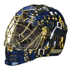 Franklin Sports NHL® Team SX Comp Goalie Mask 100 Goalie Face Mask (St. Louis Blues) at Kmart.com