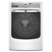 Maytag 4.3 cu. ft. Front-Load Washer w/ Steam - White at Sears.com