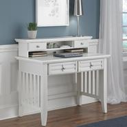 Home Styles Arts & Crafts White Student Desk & Hutch at Kmart.com