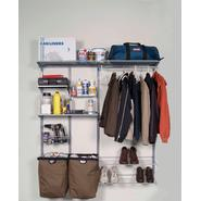 Storability Garment Wall Storage Center at Kmart.com