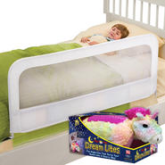 Summer Infant Bedrail & Pillow Pet-Dream Lites Bundle (Girls) at Kmart.com